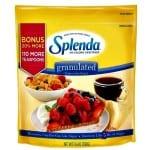 Splenda Granulated No Calorie Sweetener