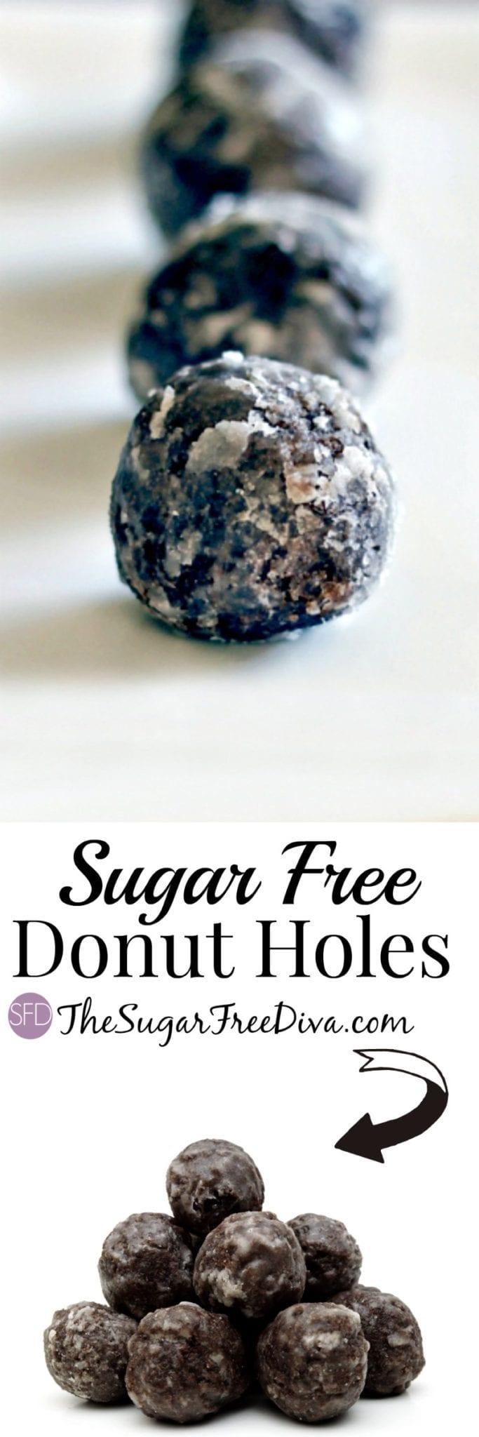 Sugar Free Donut Holes