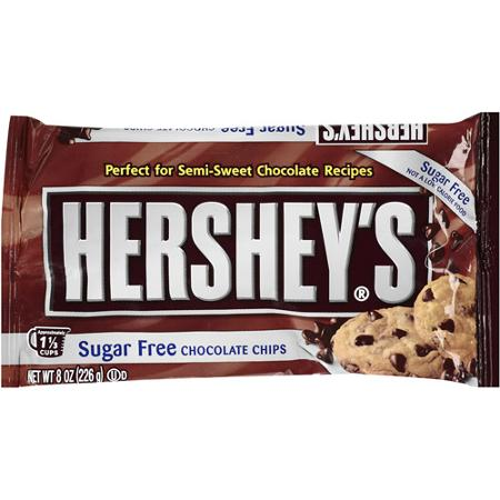 Hershey's Sugar Free Chocolate Chips