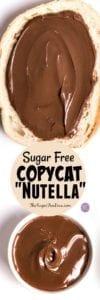 Sugar Free Copycat 'Nutella'