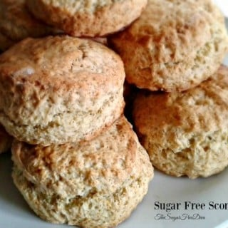 Basic Sugar Free Scones