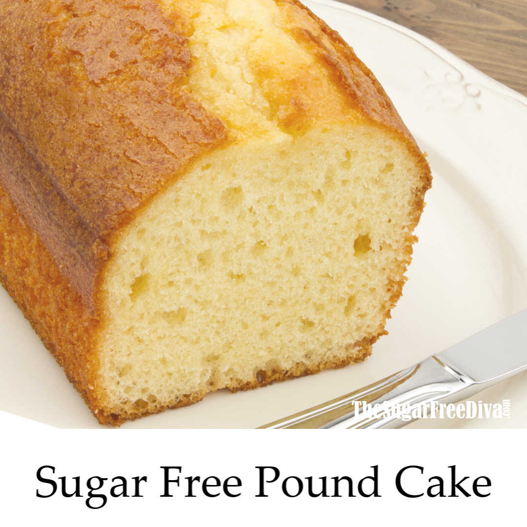 How to Make Sugar Free Pound Cake