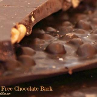 Sugar Free Chocolate Bark