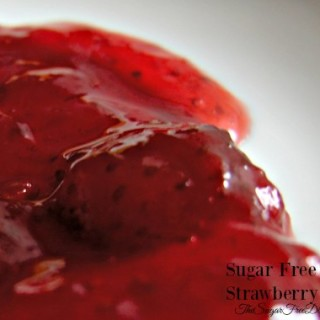 Sugar Free Strawberry Jelly