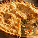 Family Style Chicken Pot Pie Recipe