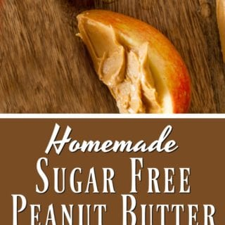 How to Make Homemade Sugar Free Peanut Butter
