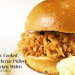 Slow Cooked Sugar Free Barbecue Pulled Chicken