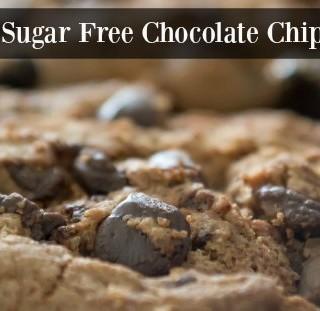 Basic Sugar Free Chocolate Chip Cookies
