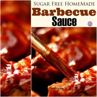 Sugar Free Barbecue Sauce