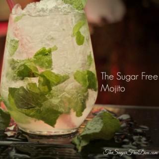 The Sugar Free Mojito