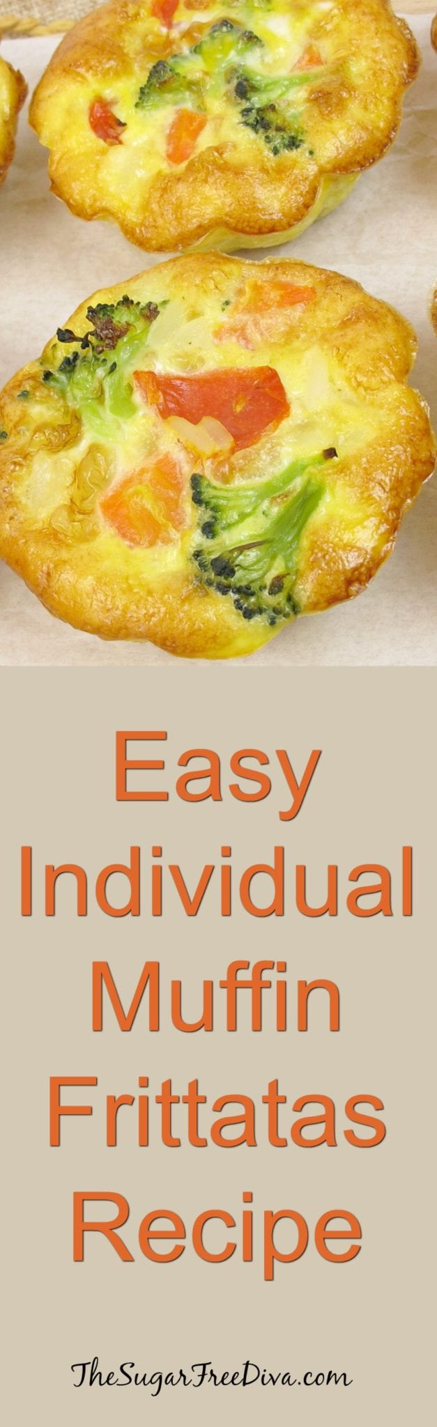 Easy Individual Muffin Frittatas Recipe