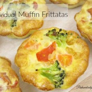 DELICIOUS! Muffin Frittatas
