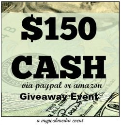 cash giveaway event