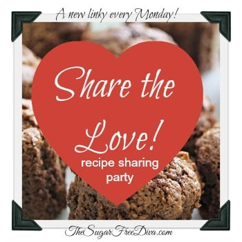 join the recipe sharing fun every Monday!