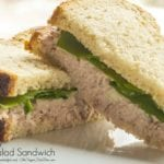 The Best Tuna Salad Sandwich Ever...