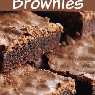 Sugar Free Rum Brownies