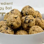 5 Ingredient Energy Ball  Recipe