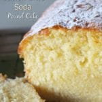 Sugar Free Version of Lemon Lime Soda Pound Cake