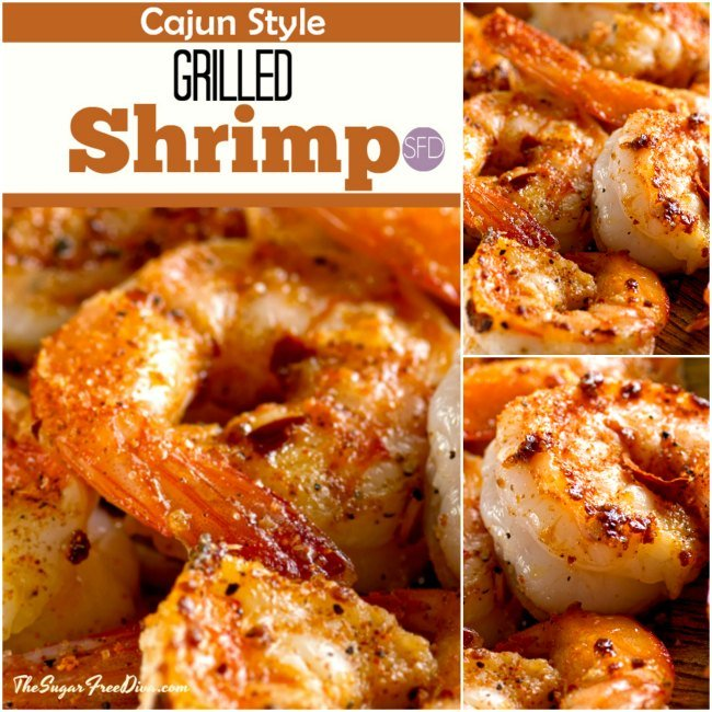 Easy and Delicious Cajun Style Grilled Shrimp Recipe