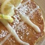 Sugar Free Lemon Pancakes