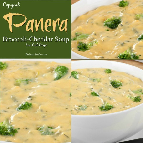 carbs in broccoli cheese soup