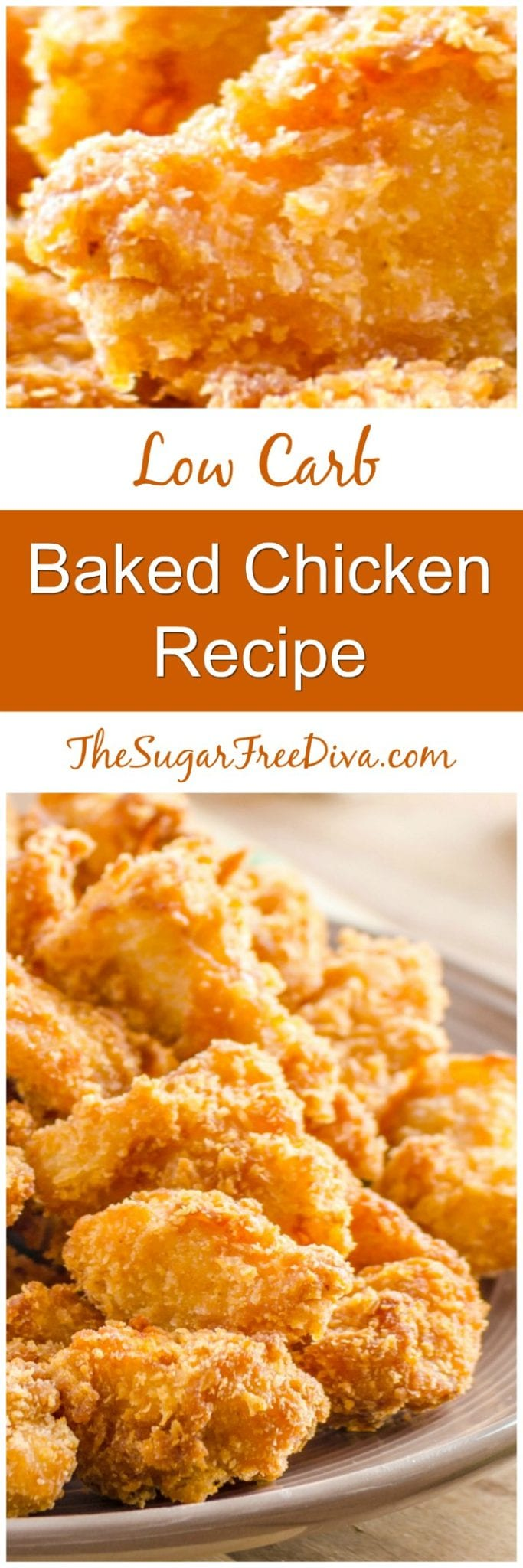 Low Carb Baked Chicken Recipe The Sugar Free Diva