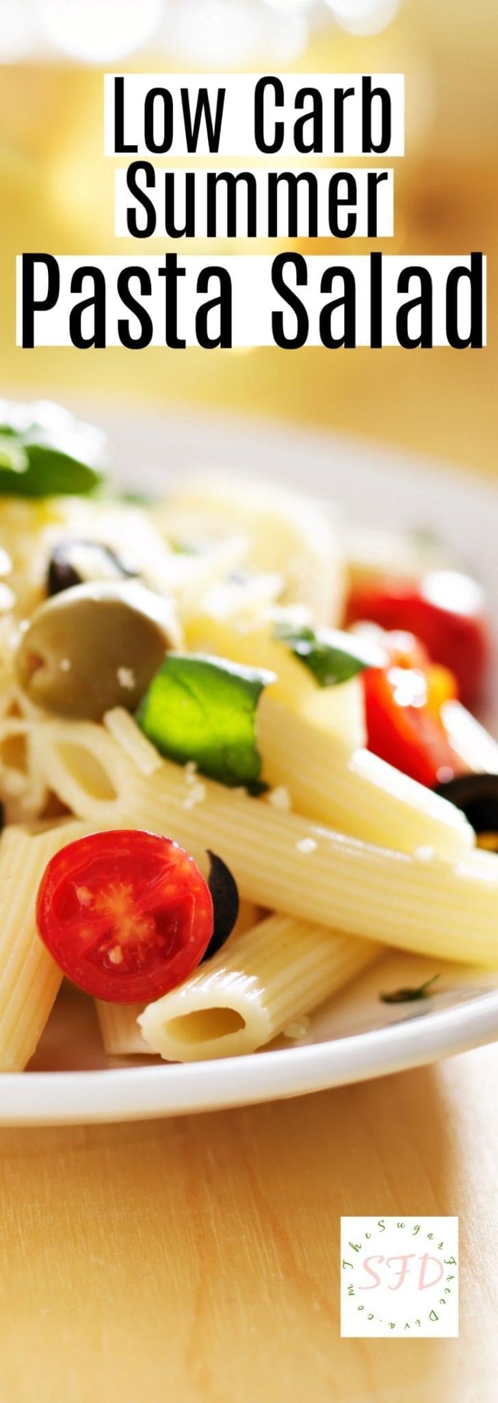Blue apron low carb - Low Carb Summer Pasta Salad