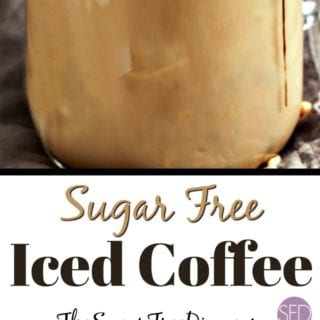 Sugar Free Iced Coffee