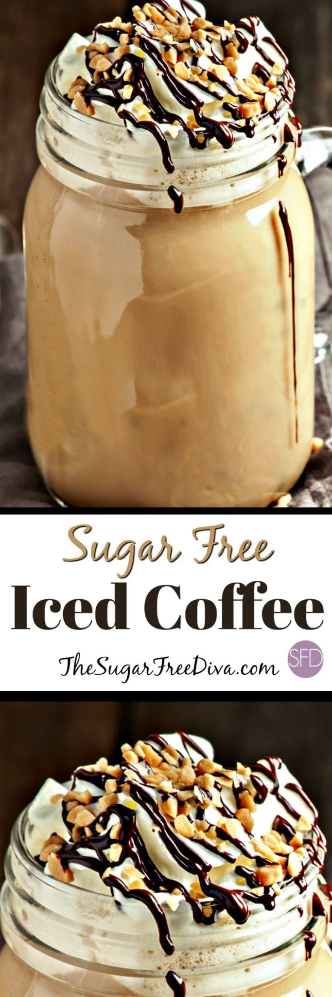 Sugar Free Iced Coffee