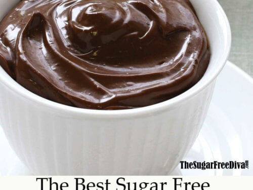 The Best Sugar Free Chocolate Mousse Recipe There Is