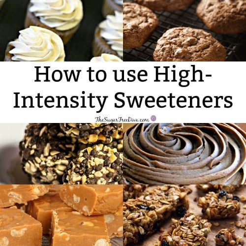 How to use High-Intensity Sweeteners