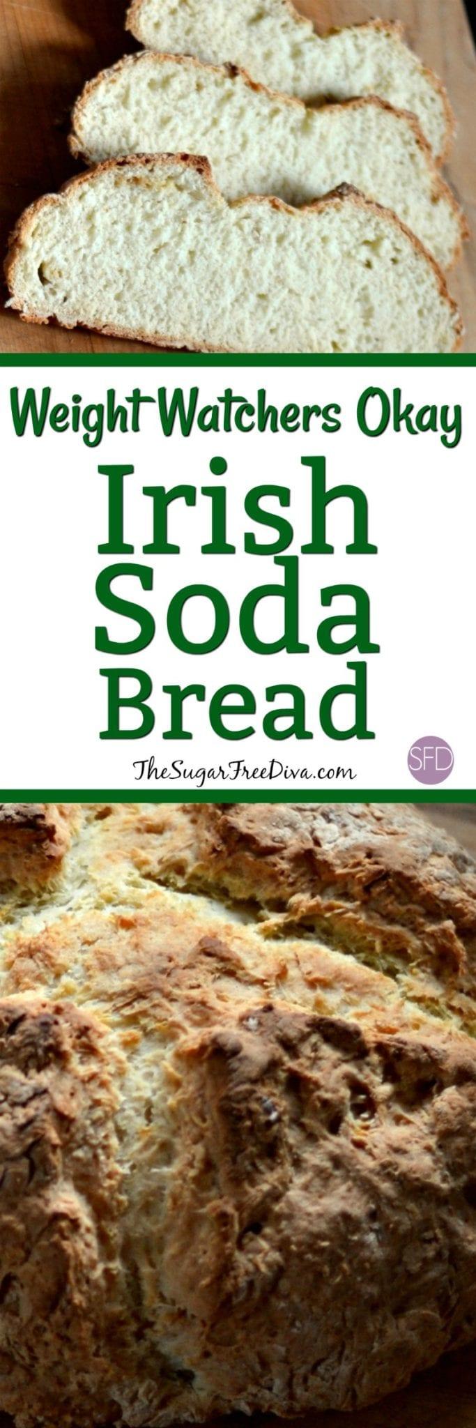 Weight Watchers Okay Irish Soda Bread