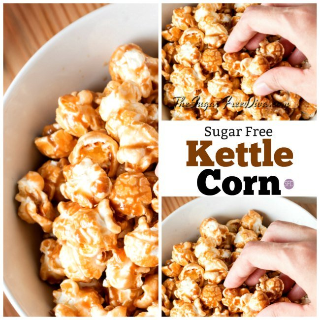 Learn How To Make Sugar Free Kettle Corn Using This Recipe