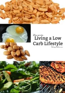 Living a Low Carb Lifestyle