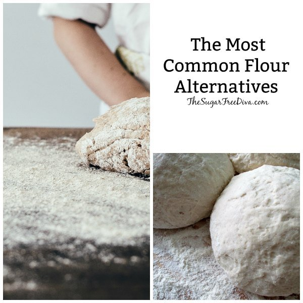 The Most Common Flour Alternatives