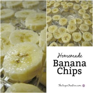 How to Make your own Banana Chips