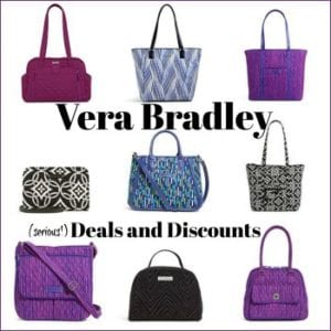 Vera Bradley Deals and Discounts