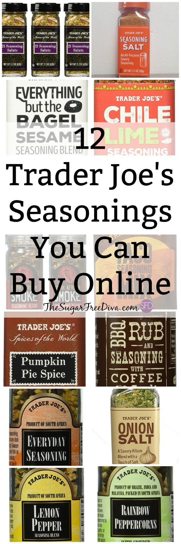 Here are the Trader Joe\'s Seasonings You Can Buy Online