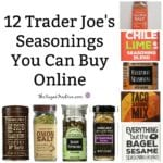 12 Trader Joe's Seasonings You Can Buy Online