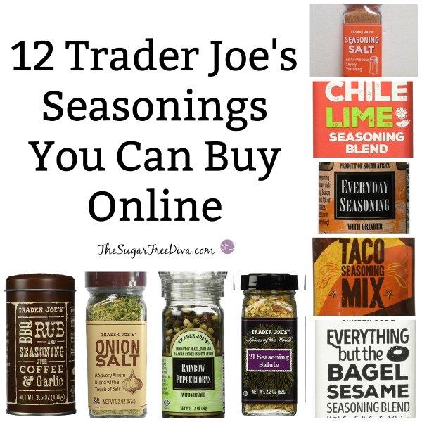 12 Trader Joe's Seasonings You Can Buy Online