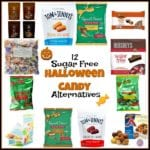 12 Sugar Free Halloween Candy Alternatives