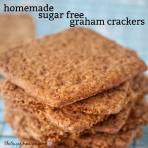 Sugar Free Graham Crackers