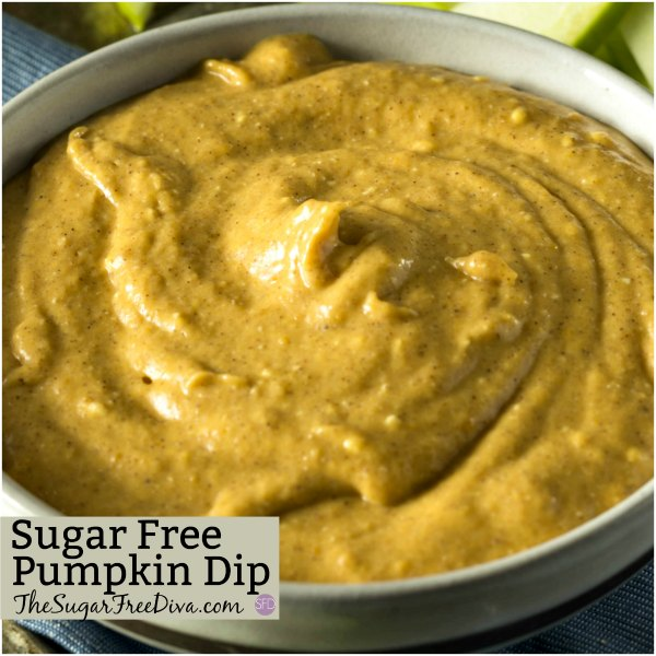 How to make Sugar Free Pumpkin Dip