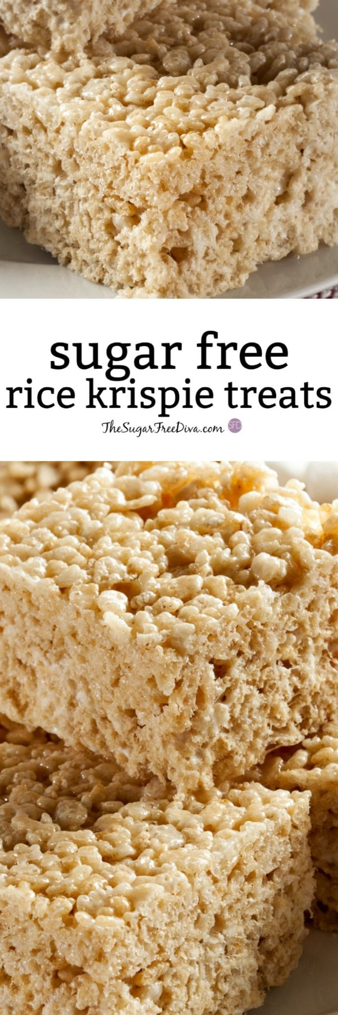 Sugar Free Rice Krispie Treats