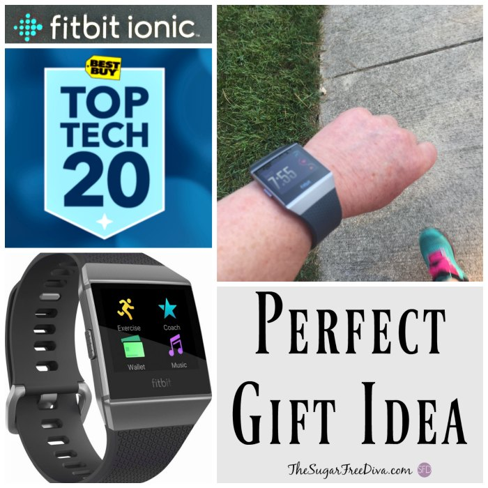 Get Your Holiday Shopping Game On! Fitbit Ionic Watch Here is how...#ad #BestBuyTopTech @BestBuy,