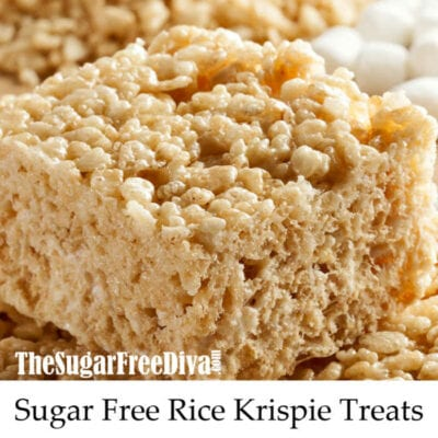 How to Make Sugar Free Rice Krispie Treats