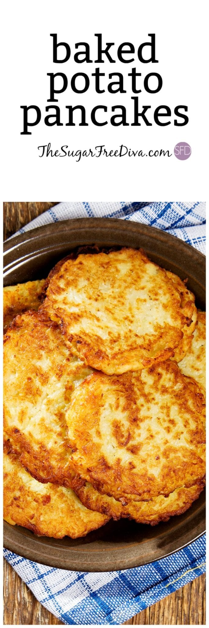 The recipe for how to make baked potato pancakes how to make baked potato pancakes ccuart Choice Image