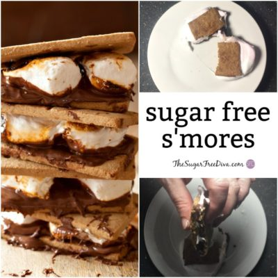 How to Make Sugar Free S'Mores