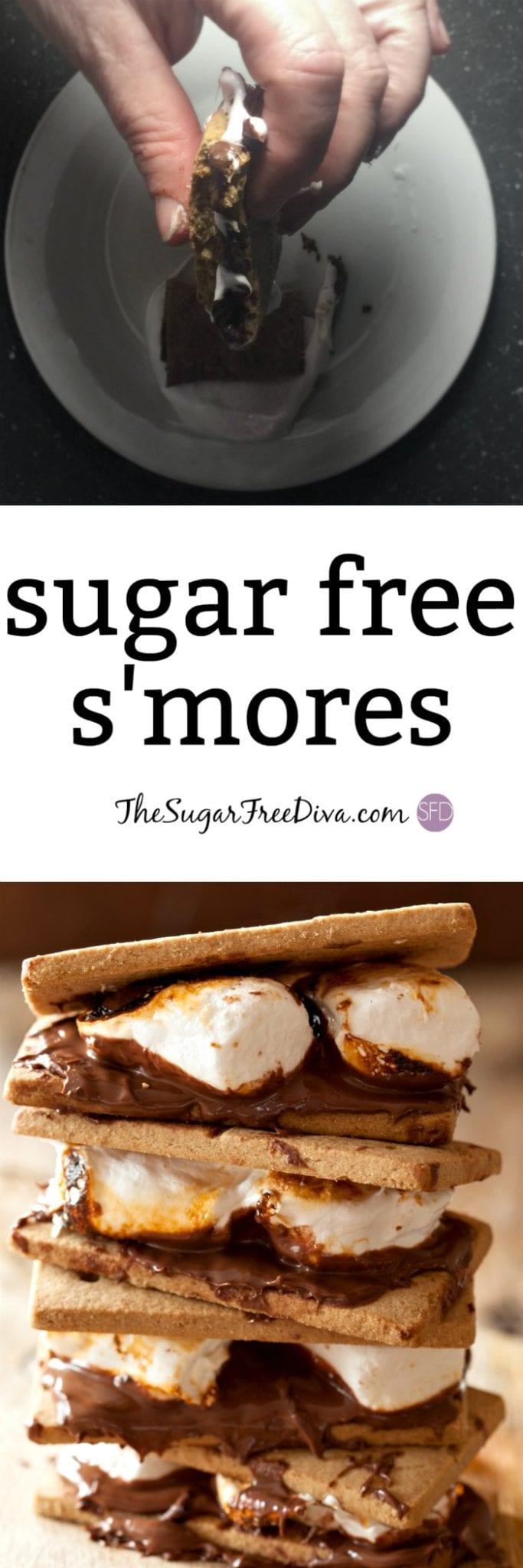 Sugar Free S'Mores