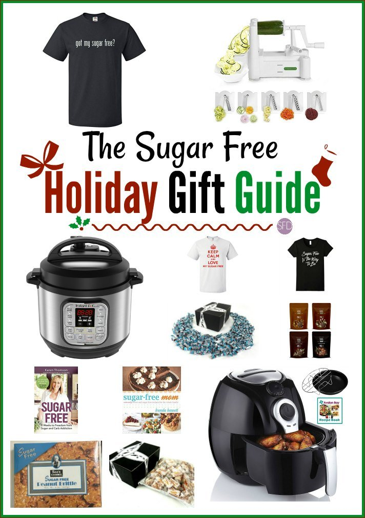 The Official Sugar Free Gift Guide